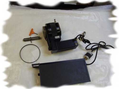 System 3R 1.65S Rotating Spindle w/speed Control