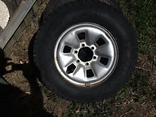 Brand new 4wd/4x4 tyre and rim Burleigh Heads Gold Coast South Preview