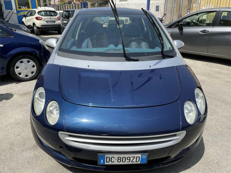 SMART forfour 1.5 cdi 70 kW passion softouch