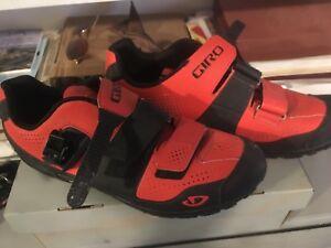 New giro terraduro my. Bike shoes.