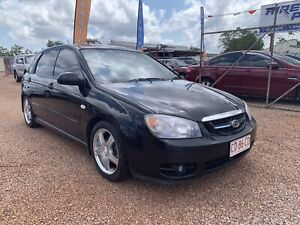 2006 Kia Cerato, 5 speed  hatch. Cold air, WARRANTY!! Holtze Litchfield Area Preview