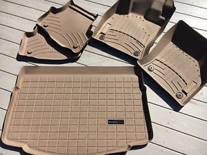 Weathertech Floor and Cargo Mats