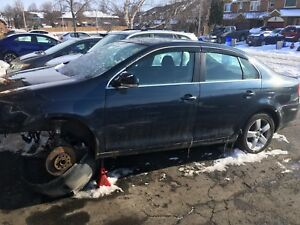 2009 Jetta TDI Part Out - CR CBEA Engine - Body Panels