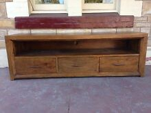 TV / ENTERTAINMENT CABINET, Classic timber furniture Alberton Port Adelaide Area Preview