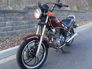 1982 Yamaha Maxim XS400 Price Reduced!