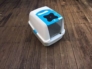 Cat Litter Tray Deluxe Jumbo Box Enclosed Hygenic BRAND NEW Currumbin Waters Gold Coast South Preview
