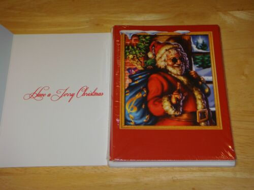 Next month OMG Get Your Cards Now 10 Garcia HAVE A JERRY CHRISTMAS grateful dead
