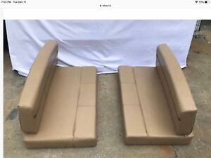 Rv bench dinette cushions
