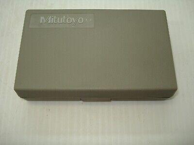 Mitutoyo 513-403 Dial Test Indicator .008 Range .0001 Graduation New
