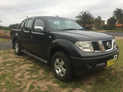Nissan navara sell or swap