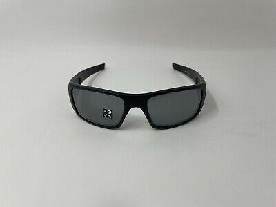 Oakley Crankshaft OO9239-06 Matte Black Frame w/ Black Iridium Polarized