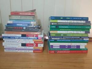 Year 11 and 12 Textbooks Willetton Canning Area Preview