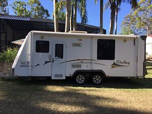 Jayco Sterling 2009 - great condition - many extras Ormeau Hills Gold Coast North Preview