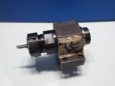 Hardinge Lathe Super Slant Sb-1h Turret Tool Block With Tooling Drill