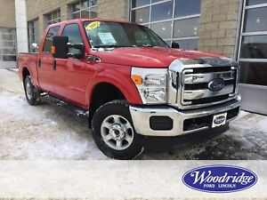 2015 Ford F-250 SuperCrew XLT 6.75' Box