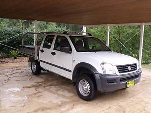 2006 Holden Rodeo Ute Raymond Terrace Port Stephens Area Preview