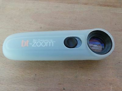 Bt Zoom Hand Held Mag Lamp 20X Mag White Mf 1004 Bio Therapeutic