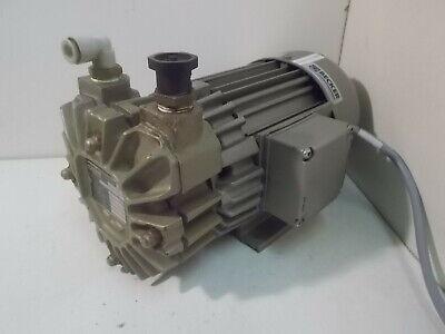 Becker Vt 3.608 Rotary Vane Vacuum Pump 14201700 Rpm 67.5 M3h 850 Mbar