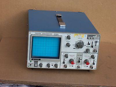 Kikusui Cos5040 2-channel 40 Mhz Oscilloscope