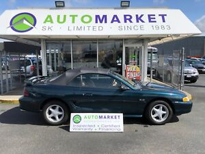 1994 Ford Mustang GT NEW CONVERT TOP! ONLY 95KM'S! COLLECTORS?
