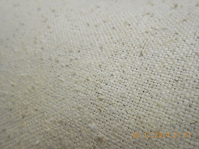 Premium Natural Raw Silk Fabric - Sold by the yard - $3 shipping all orders