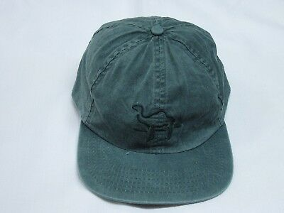 Camel Cigarettes Advertising Hat-Baseball Cap Sage Green New Old Stock 2 Caps
