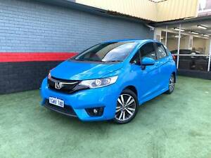 2014 HONDA JAZZ VTI-S GK MY15 AUTOMATIC LOW KM 36 MONTHS FREE WARRANTY Kenwick Gosnells Area Preview
