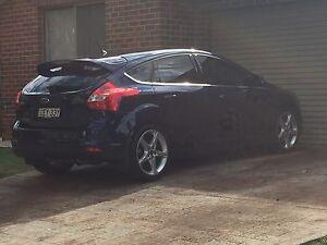 2012 Ford Focus Hatchback Ryde Ryde Area Preview