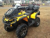 2016 Can-Am Outlander MAX XT™ 650 Charlottetown Prince Edward Island Preview
