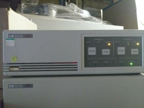 HP Hewlett Packard Agilent 35900 MultiChannel Interface Module