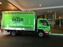 Little Green Truck The Shire Sutherland Sutherland Area Preview