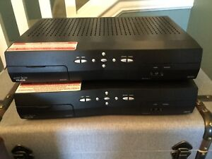 2 Bell receivers with remote controls - recording capable