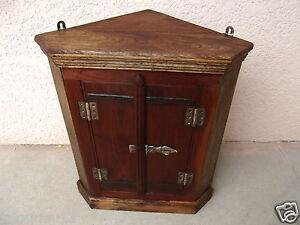 N 1 meuble ancien de cuisine confiturier d 39 angle - Meuble ancien cuisine ...