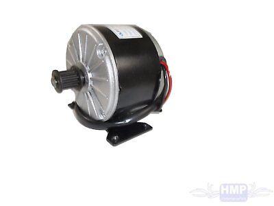 HMParts E- Scooter RC Eléctrico Motor con Soporte 36V 250W-MY1015 Riemenritzel