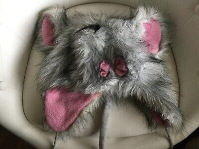 Lustige Winter Mütze top Qualität. Motiv Maus 🐭 - Top Mütze Stirnband