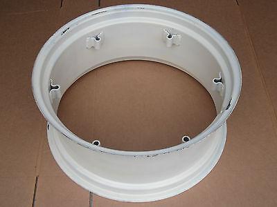 New Wheel Rim 12x28 6-loop Fits Mf Massey Ferguson 35 50 65 120 135 165
