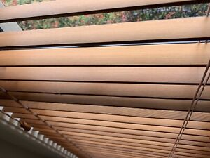 Western Red Cedar Timber Venetian Blinds