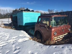 1965 Ford COE C600