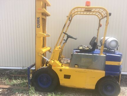 Forklift Riverton Clare Area Preview