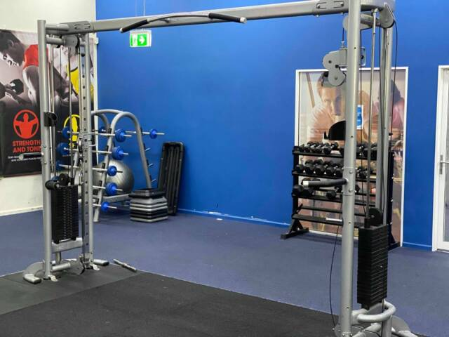 Commercial Cable Machine Gym Amp Fitness Gumtree