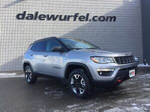 2018 Jeep Compass Trailhawk | NAV | PANO ROOF | REMOTE START |