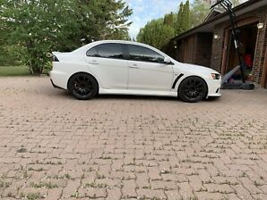 2010 Mitsubishi Evolution MR