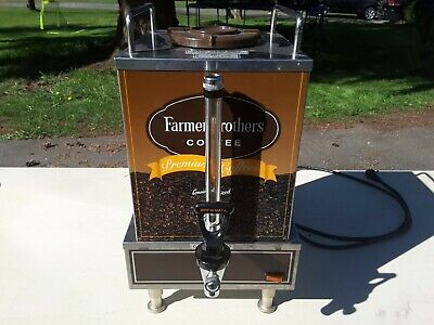 Farmer Brothers Coffee Maker Brewer Warmer And Dispenser Only Commercial