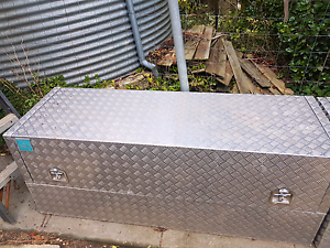 Quality large  tradesman toolboxes aluminium construction Adelaide CBD Adelaide City Preview