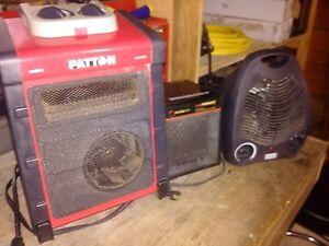 1500 Watt Space Heaters