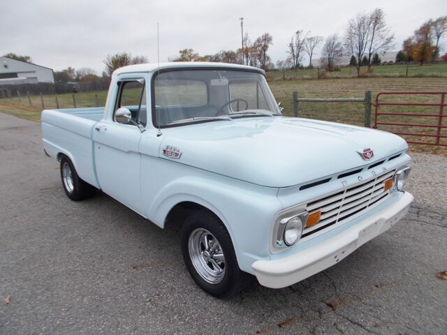 Image 1 of Ford: F-100 Blue F10CK390838