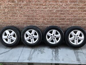 SUV RIMS WITH TYRES