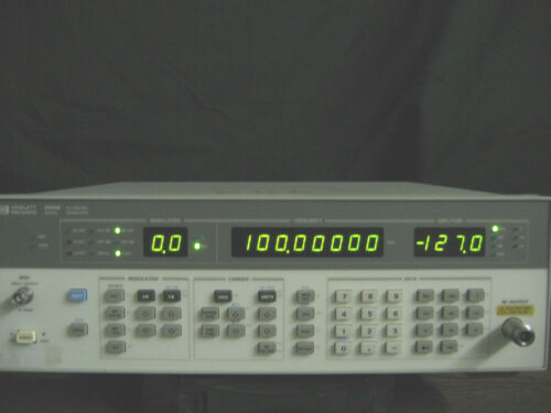 Hewlett Packard 8656B Signal Generator