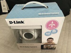 Camera de surveillance pour chambre bébé testée dans sa boîte