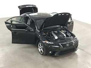 2015 Lexus IS 350 AWD Premium 2 GPS*Cuir*Toit Ouvrant*